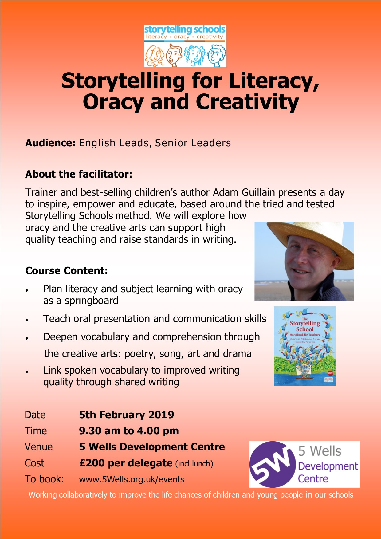 ST0502 Storytelling for Literacy Oracy and Creativity